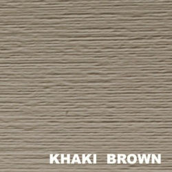 "Mitten Select Double 5"" Soffit KhakiBrown"