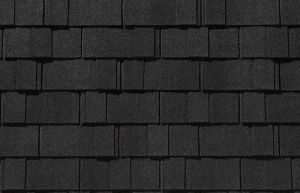 Independence Shangle Charcoal Black