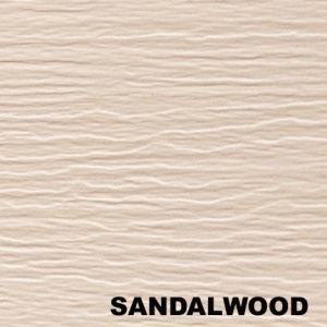 "Mitten Select Triple 4"" Soffit Sandalwood"
