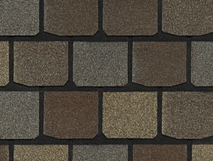 CertainTeed Highland Slate Tudor Brown